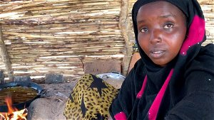 In Chad, Central African refugee keeps hope alive
