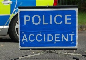 Paramedic in Cuckfield after report of motorcycle hitting pile of grain in road