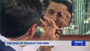 The rise of makeup and cosmetics for men