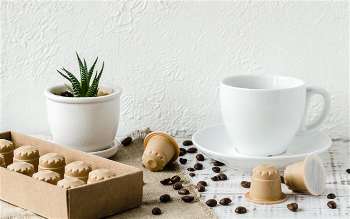 Canada Supports Innovative Solutions to Single-use Coffee Pods