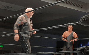 """Scott Steiner Returned To The Ring Against Jerry """"The King"""" Lawler Recently"""