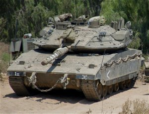 Surrounded by Enemies, Israel had to Become a Military Superpower