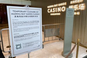 Marina Bay Sands casino closed till Aug 5 over Covid-19 cluster