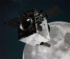 UK space company to establish link with the far side of the Moon