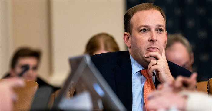 Rep. Zeldin was treated for leukemia and is now in remission