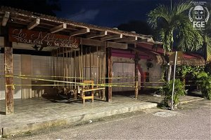 2 foreigners killed in shootout in Mexico's Tulum resort