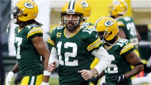 "Charles Woodson thinks Aaron Rodgers will indeed end his career ""in another place"""