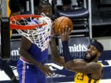 Utah Jazz Rally Past New York Knicks
