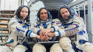 """New details of Russian """"movie in space"""" emerge as producers seek funding"""