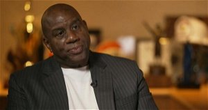 """Magic Johnson on unvaccinated players: """"I would never do that to my teammates"""""""