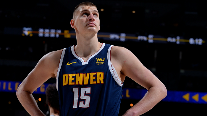 Nikola Jokic's technical foul vs. Celtics reportedly rescinded, but that doesn't solve his officiating issues