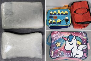 5 arrested in scheme to mail cocaine to New York in children's' lunchboxes
