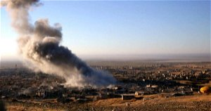 U.S. forces launch airstrikes against ISIS in Iraq