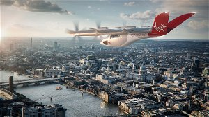 Company developing flying taxis gets pre-orders from American Airlines, Virgin Atlantic