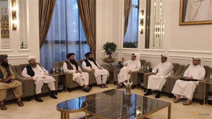 Taliban will be judged on deeds, says U.S., after 'candid and professional' talks