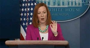 [Opinion] AWKARD: Watch Jen Psaki squirm and try to dodge FNC's Peter Doocy's question on Biden's PAST opinions on court-packing
