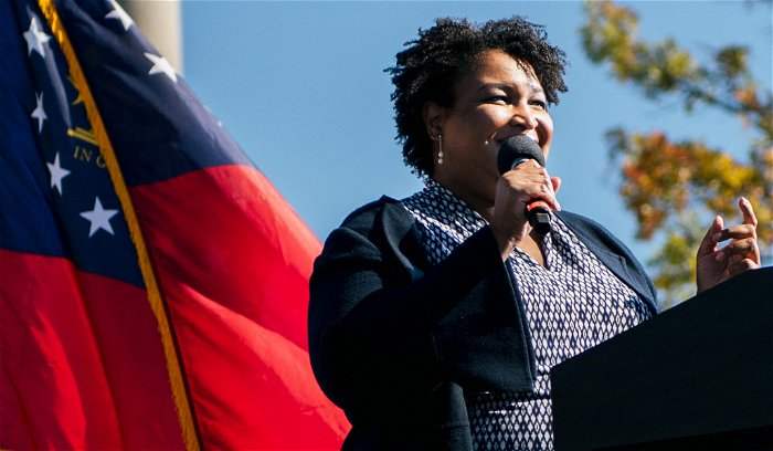 AP Interview: Stacey Abrams on voting rights, her next move
