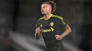 Manchester United and Liverpool battle for £60m Leeds United midfielder Kalvin Phillips - Paper Round