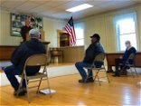 As most of Vermont casts ballots, a few towns stick with floor meetings