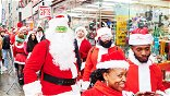 New York City SantaCon canceled due to COVID pandemic