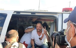 Video shows Israeli police beating lawmaker at protest