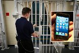Prisoner caught with iPhone in cell claimed 'he was only holding onto it'