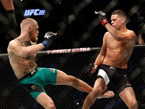 Conor McGregor hits out at Nate Diaz over UFC contract dispute