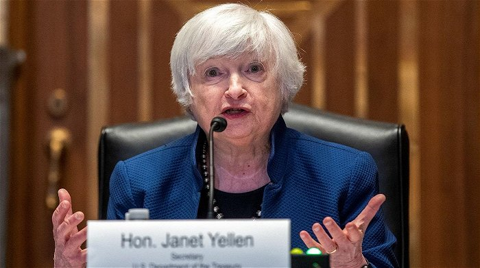 Yellen on $600 IRS reporting requirement: 'There's a lot of tax fraud and cheating that's going on.'