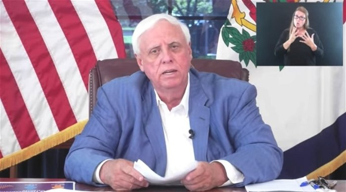 WV Gov. Jim Justice Says He Won't Mandate Covid Vaccine But Urges People To Get It: 'We Just Are Gonna Keep Lining the Body Bags Up'