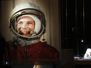 60 years since Yuri Gagarin took us out of this world and started the space race