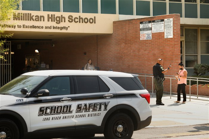 Long Beach school safety officer charged with murder for shooting 18-year-old Mona Rodriguez