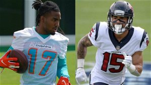 Will Fuller on Jaylen Waddle and Dolphins' wide receiver group: 'You can't teach speed'
