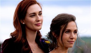 'Wynonna Earp's Emily Andras on Wayhaught's Wedding, Legacy and Future
