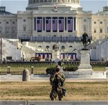 Arkansas guardsmen on stand-by at inauguration