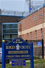 Detained immigrants at Bergen County Jail stage hunger strike, get support from protesters