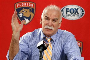 Quenneville's meeting with Bettman may decide Florida fate