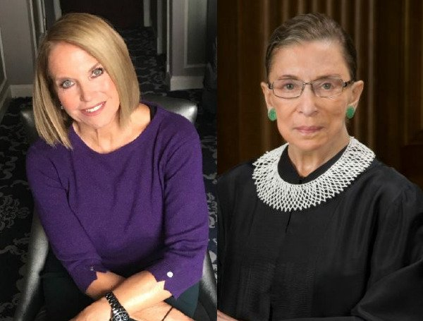 Why Katie Couric Censored Ruth Bader Ginsburg's Comments About Colin Kaepernick, Anthem Kneelers