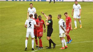 Union Berlin draws 1-1 as Bayern worries grow before CL game