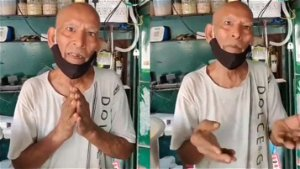 """Blogger """"Not A Thief"""": Baba Ka Dhaba Owner Apologises In New Viral Video"""