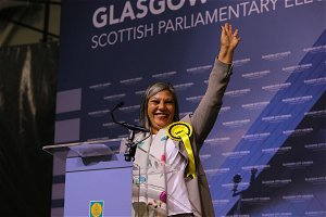 Scotland elects first woman of colour to Scottish parliament