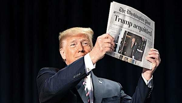 58% Of Voters Agree: Media Are 'Enemy of the People'