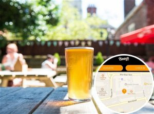 New app reveals beer gardens near you and who else is heading there