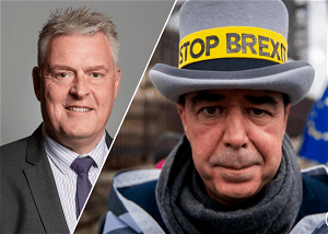 Tory MP calls 'Stop Brexit' Bray a 'scrounger, a malingerer and a parasite'