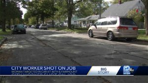 City housing inspector shot on the job in attempted carjacking