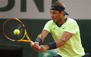 Rafael Nadal sends best wishes to...