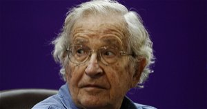 Manufacturing our consent for medical apartheid? 'Libertarian socialist' Noam Chomsky comes out in support of a two-tier society