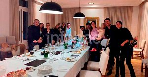 """At least three of the guests at the Fiesta in Olivos circulated that night with """"truchos"""" permits"""
