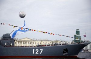 The Future of the Russian Navy Could Involve Drones