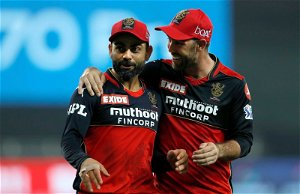 'Makes you feel 10 feet tall': How Kohli, de Villiers have inspired Maxwell