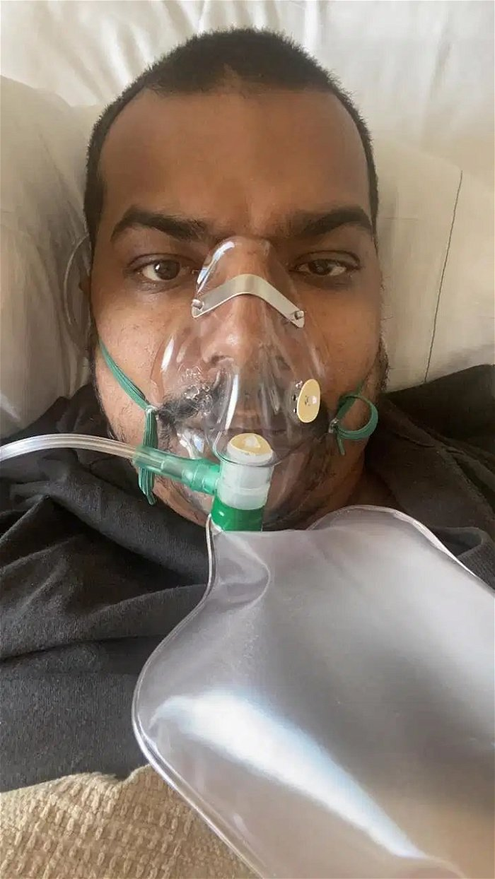 Man behind viral tweet 'I got 99 problems but a vax ain't one' dies of COVID-19 in SoCal hospital